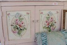 Decorative Painting furniture