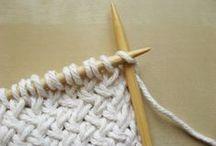 Knitting / by Sarah Klein
