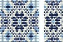 Bead loom ★ Tissage de perles