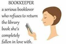 Books / by Grace Hunter