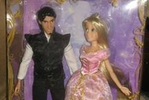 Rapunzel Dolls