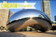 Around Chicago / Things to do, our favorite landmarks, delicious restaurants and more around Chicago, IL.