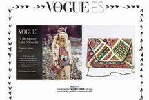 Lola Nomada´s Press / Lola Nomada in Fashion Magazines and blogs.