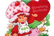 Berry Sweet-All Things Strawberry Shortcake / I accidentally deleted my old Strawberry Shortcake board, :( so I'll slowly start building up my SSC identification and pictures again.