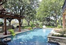 Backyards & Pools