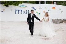 Villa Malla Weddings / This magical place is perfect for a beautiful wedding! Love photographing there