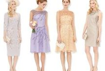 Wedding Guest Fashions / Run the risk of upstaging the bride in these stunning dresses for the wedding season!