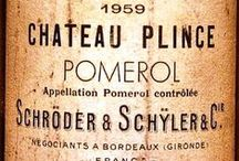Étiquette de vin / Wine Label / Étiquette de vin vintage et moderne dans le monde / Vintage and Modern label win around the world