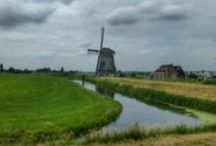 The Netherlands / Also when I am at home....I love to explore :)
