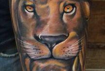 Leon Tattoo / Rastafari !
