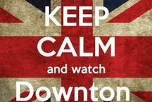"Downton Abbey / Den bästa och vackraste tv-serien ""Downton Abbey"". /The best and most beautiful tv-show ever ""Downton Abbey""."