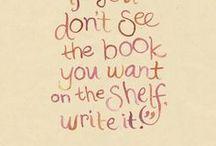 Skriva /Writing / Att skriva. /To write