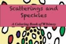 My Books! / Want to know what I'm publishing? Check out what I've published right here, from parenting books to coloring books, journals to business books, short stories to novels!