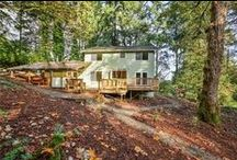 Pending Listing 4084 173rd Ave SE, Bellevue 98008 / Prime location situated down a private lane for this newly remodeled home. This two story has four bedrooms, 2.5 baths, large family room off kitchen, and two fireplaces. Truly remodeled from roof to floors with nothing left undone. Enjoy the large decks overlooking the greenbelt and adjoining Bellevue trail system, which feels like your own park. Close to a bus line, Lake Sammamish parks, I-90, and both Bellevue and Seattle. A commuter's dream by bike, bus, or car.