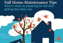 Prep Your Home For Fall & Winter!