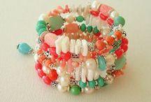 Бусы,браслеты,серьги. / Украшения из натуральных камней.