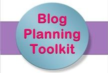 Blogging Toolkits Shop / These Toolkits are a collection of 'done for you' worksheets in specific blogging areas. They are designed to make your blogging tasks more streamlined, focused and easier; you simply 'fill in the blanks' and away you go ...