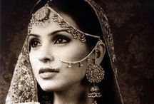Barocco Tribal Inspirations / Beautiful Indian brides, Bollywood posters, unique jewellery pieces and other inspirations.