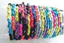 Brasilian bracelets ★ Bracelets brésiliens
