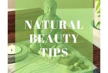 Natural Beauty Tips / Natural Beauty Tips that can be done using natural and organic products
