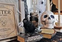 Halloween / by Nina Hendrick | Everyday Enchanting