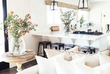 Decor Ideas / Modern farmhouse decor inspiration. Find out how to decorate your home with the best decor pins on Pinterest!
