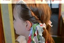 Hairstyles / by Jonna Dingus