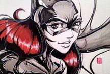 Anime, Character Art / by Alexandra Triplett
