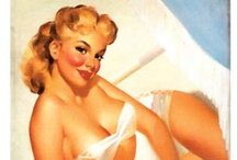 Vintage / Pinups...Style...Signs & Swing / by Roberta
