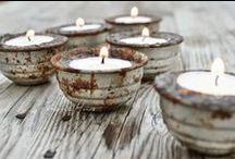 Lanterns & Candles  / by Ana Beu Manzano
