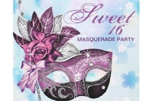 Birthday Party Theme: Masquerade / Gathering of party ideas  / by Roberta