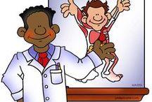 Learning anatomy/hygiene / by Ashley Phillips