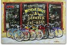 Bikes / by Suzanne Peirsel