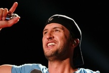 Luke Bryan - 2013 CMA Music Festival / by The Country Site