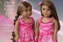DIY doll clothes / by Ashley Phillips