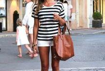 Womens Simply Stripes