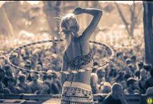 Flow / Poi, hula hoops, flow arts / by Alexandra Triplett
