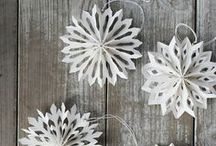 Seasonal Decorating >> Snow & Ice / by Kelsie Miller