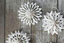 Seasonal Decorating >> Snow & Ice