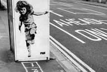 Street Art / by Alexandra Triplett