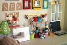 Craft Room / by Ashley Phillips