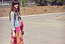 Pregnant & Beautiful / Bump style!