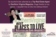 Sweethome VA Real Estate - About Us / Trusted and experienced real estate agent in Northern Virginia. Deliea Roebuck, REALTOR®,