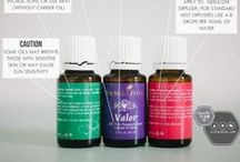 essential oil stuff / by Ashley Phillips