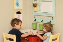 Play Room Makeover / by Angie Bjorne