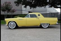 1956 Thunderbirds!! / by Demetra Johnson