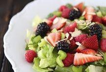 Healthy Eats / by Alexandra Triplett