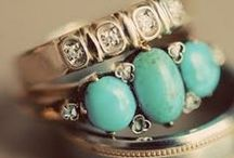 "Bejeweled / ""Jewelry is like the perfect spice - it always complements what's already there.""  ~DVF"