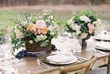 Tablescapes / Beautiful tablescapes for all occasions.  Thanksgiving, Easter, Christmas and More!