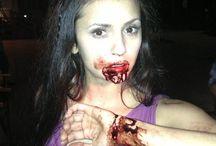 This is: The Vampire Diaries. / #Delena #Klaroline #Bonenzo